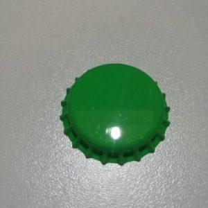 capsule couronne vert pomme