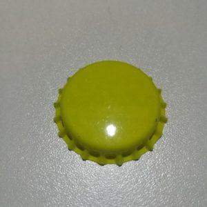 capsule couronne jaune