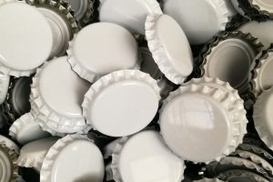 capsules couonnes blanches