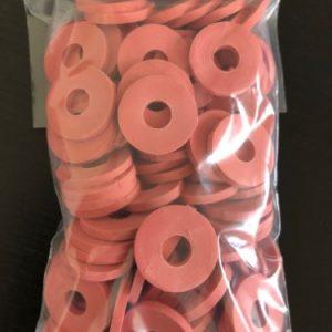 rondelle bouchon mécanique lot de 100 dos emballage